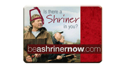 Is there a Shriner in you? beashrinernow.com